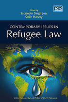 Contemporary issues in refugee law
