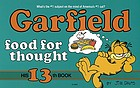 Garfield, food for thought