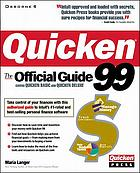 Quicken 99 for busy people : the book to use when there's no time to lose!