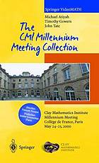 The CMI Millennium Meeting collection.