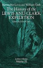 History of the Lewis and Clark expedition.