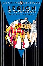 Legion of super-heroes archives.