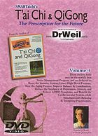 SMARTaichi's t'ai chi & qigong : the prescription for the future. Vol. 3.