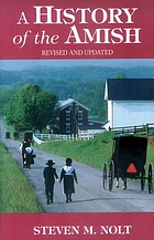 A history of the Amish