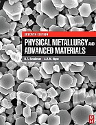 Physical metallurgy and advanced materials.