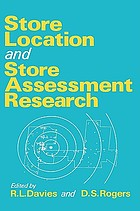 Store location and store assessment research