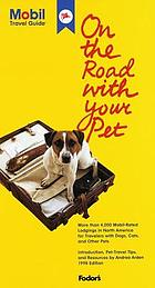 Mobil 1998 travel guide : on the road with your pet