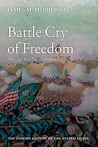 Battle cry of freedom : the civil war era