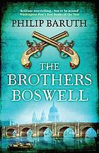 The brothers Boswell : a novel