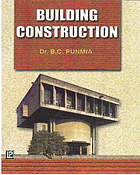 A text book of building construction