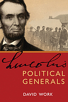 Lincoln's political generals
