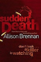 Sudden death : a novel of suspense
