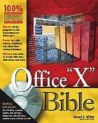 Office 2003 bible