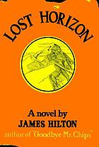Lost horizon : a novel