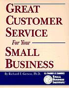 Great customer service for your small business