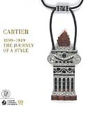 Cartier : 1899-1949, the journey of a style