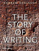 The story of writing.
