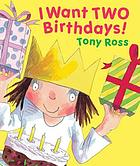 I want two birthdays!
