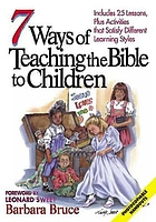 7 ways of teaching the Bible to children