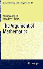 The argument of mathematics