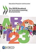 The OECD Handbook for Innovative Learning Environments.