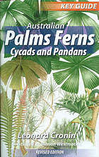Key guide, Australian palms, ferns, cycads and pandans