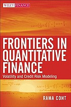Frontiers in quantitative finance : volatility and credit risk modeling