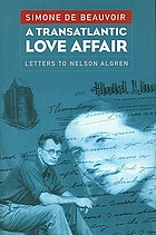 A transatlantic love affair : letters to Nelson Algren