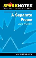 A separate peace : John Knowles