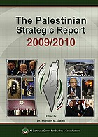 The Palestinian strategic report 2009/10