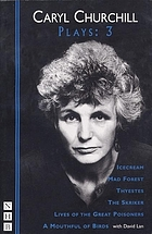 Caryl Churchill : plays three