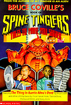 Bruce Coville's book of spine tinglers : tales to make you shiver
