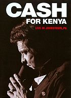 Cash for Kenya : live in Johnstown, PA