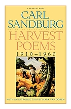Harvest poems, 1910-1960.