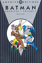 Batman archives. Volume 7