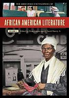 The Greenwood encyclopedia of African American literature