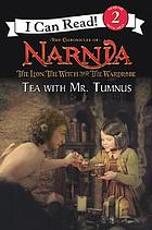 Tea with Mr. Tumnus