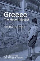 Greece : the modern sequel