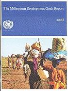 The millennium development goals report 2008.