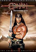Conan : the complete quest.