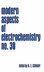 Modern Aspects of Electrochemistry, No. 38.