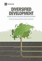Diversified development : making the most of natural resources in Eurasia