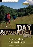 Day & overnight hikes, Shenandoah National Park