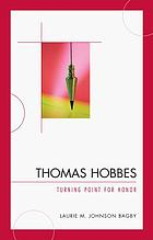 Thomas Hobbes : turning point for honor