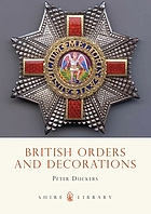 British orders and decorations
