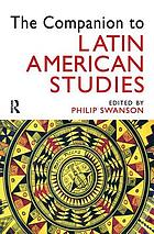 The companion to Latin American studies