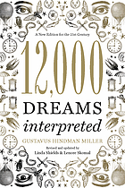 12,000 dreams interpreted : a new edition for the 21st century