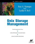 UNIX storage management
