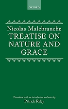 Treatise on nature and grace