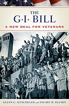 The GI Bill : a new deal for veterans